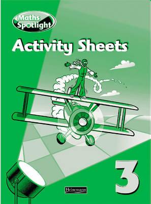 Maths Spotlight Year 3/P4: Activity Sheets - Maths Spotlight (Spiral bound)