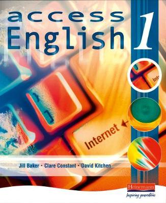 Access English 1 Student Book - Access English (Paperback)