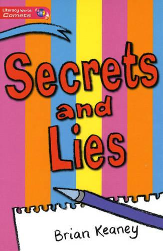 Literacy World Comets Stage 2 Novel Secret - LITERACY WORLD COMETS (Paperback)