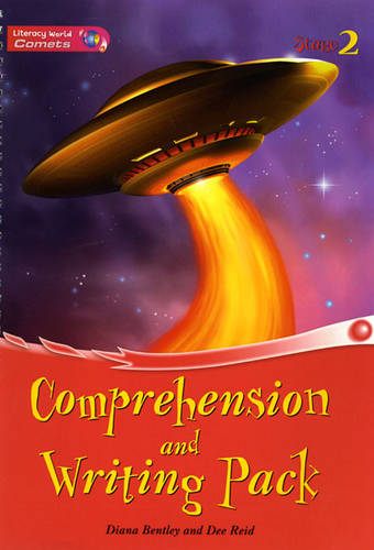 Literacy World Comets Stage 2 Comprehension & Writing Pack - LITERACY WORLD COMETS (Spiral bound)