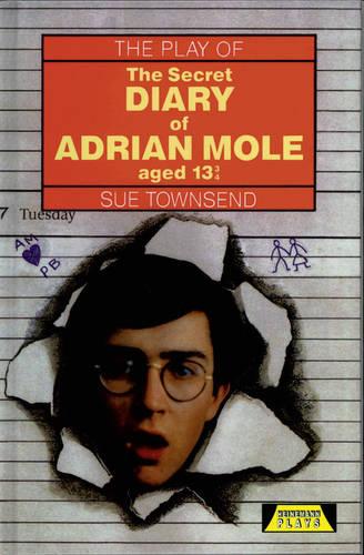 The Play of The Secret Diary of Adrian Mole - Heinemann Plays For 11-14 (Hardback)