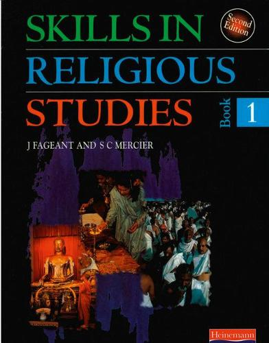 Skills in Religious Studies Book 1 (2nd Edition) - Skills in Religious Studies (Paperback)