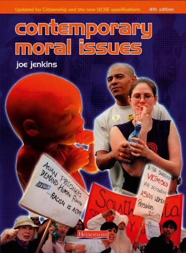 Contemporary Moral Issues - Contemporary Moral Issues (Paperback)