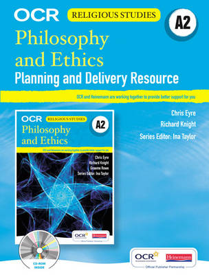 A2 Philosophy and Ethics for OCR Teacher Resource Pack - OCR A Level Religious Studies: Philosophy and Ethics