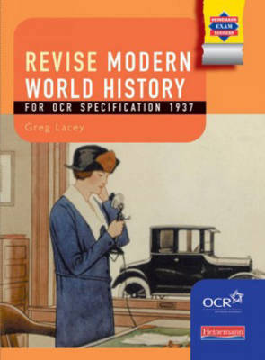 Modern World History for OCR: Revision Guide - Modern World History for OCR (Paperback)