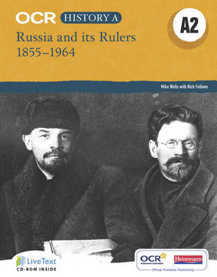 OCR A Level History A: Russia and Its Rulers 1855-1964 Teacher LiveText CD-ROM - OCR A Level History A