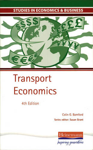 Studies in Economics and Business: Transport Economics - Studies in Economics and Business (Paperback)