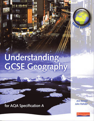 A Understanding GCSE Geography: for AQA specification - Understanding Geography (Paperback)