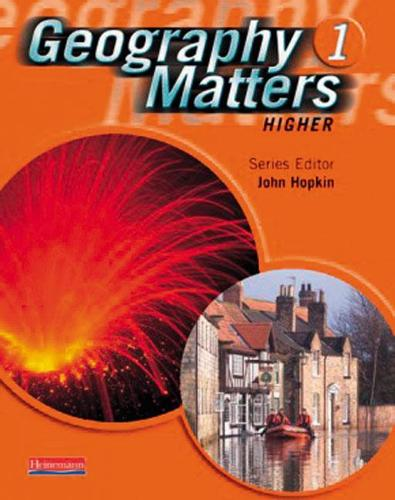 Geography Matters 1 Core Pupil Book - Geography Matters (Paperback)