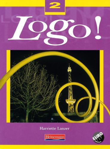 Logo! 2 Pupil Book Euro Edition - Logo! for 11-14 (Paperback)