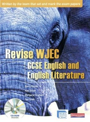 Revise WJEC GCSE English and English Literature - WJEC GCSE English