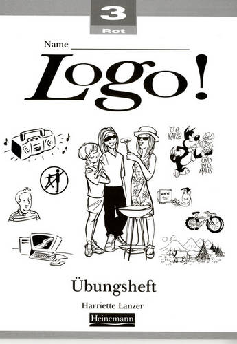 Logo 3 Rot Workbook Single Euro Edition - Logo! for 11-14 (Paperback)