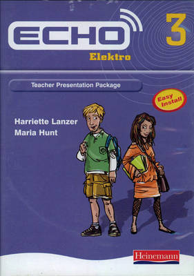 Echo Elektro 3 Teacher Presentation Package - Echo (CD-ROM)