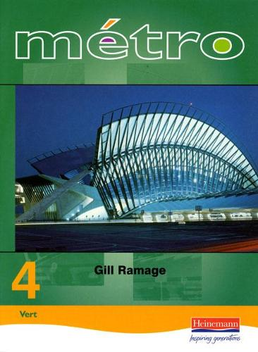 Metro 4 Foundation Student Book Revised Edition - Metro for Key Stage 4 (Paperback)
