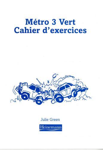 Metro 3 Vert Workbook Euro Edition (Pack of 8) - Metro for 11-14