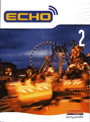 Echo 2 Pupil Book - Echo (Paperback)
