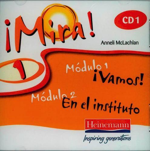 Mira 1 Audio CD (Pack of 3) - Mira (CD-Audio)