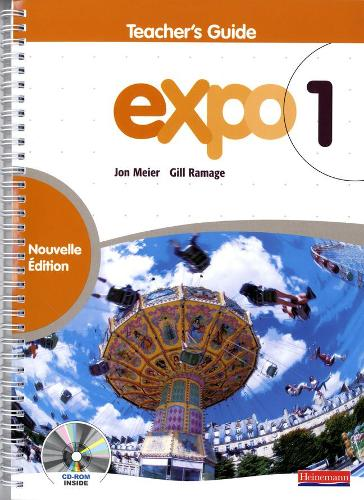 Expo 1 Teacher Guide New Ed - Expo