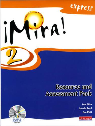 Mira Express 2 Resource and Assessment Pack - Mira