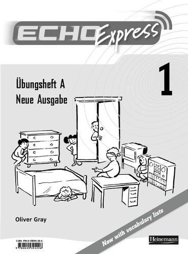 Echo Express 1 Workbook A 8pk New Edition - Echo