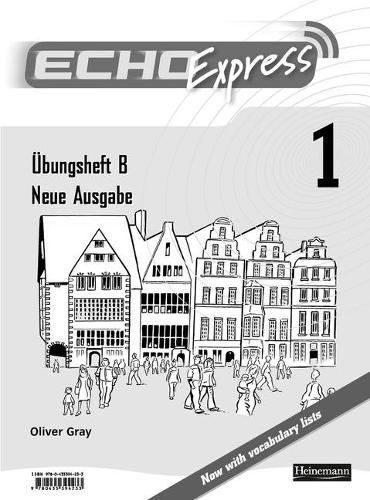 Echo Express 1 Workbook B 8pk New Edition - Echo