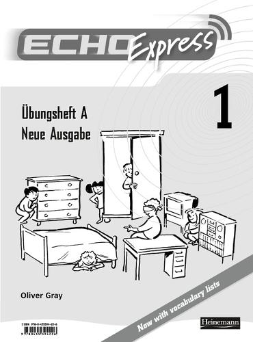 Echo Express 1 Workbook A Single New Edition - Echo (Paperback)