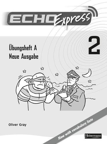 Echo Express 2 Workbook A 8pk New Edition - Echo