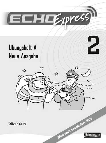 Echo Express 2 Workbook A Single New Edition - Echo (Paperback)