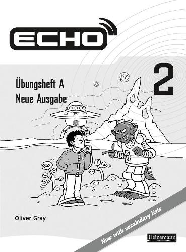 Echo 2 Workbook A Single New Edition - Echo (Paperback)