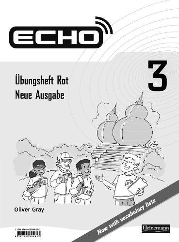 Echo 3 Rot Workbook Single New Edition - Echo (Paperback)