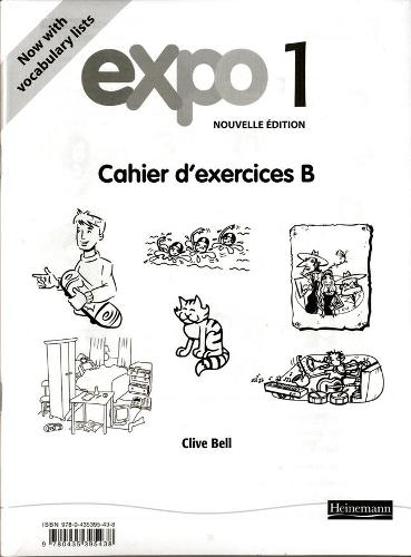 Expo 1 Workbook B Pack of 8 New Edition - Expo