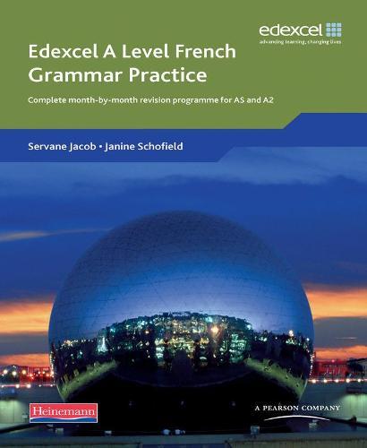 Edexcel A Level French Grammar Practice Book - Edexcel GCE French (Paperback)