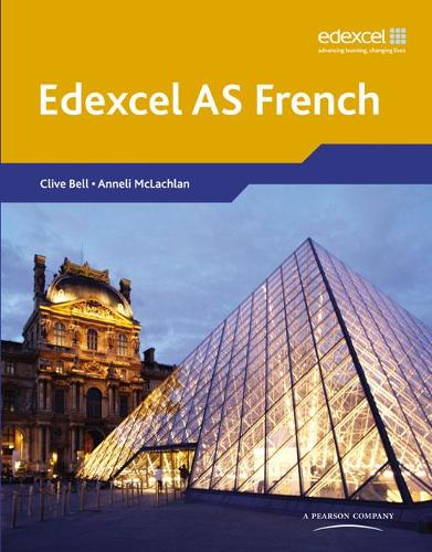 Edexcel A Level French (AS) Student Book and CDROM - Edexcel GCE French