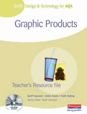 GCSE Design and Technology for AQA: Graphic Products Teacher's Resource File - GCSE Design and Technology for AQA: Graphic Products