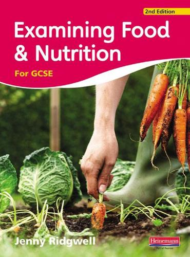 Examining Food & Nutrition for GCSE (Paperback)
