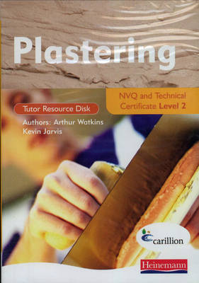 Plastering NVQ and Technical Certificate Level 2 Tutor Resource Disk - Construction Crafts NVQ and Technical Certificate (CD-ROM)