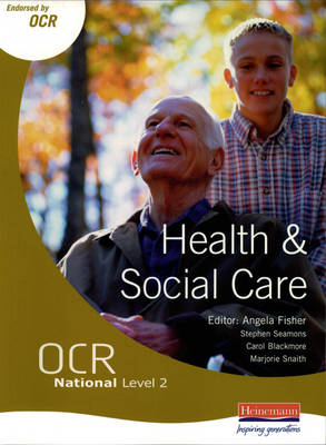 OCR National Level 2 Health and Social Care Student Book (Paperback)