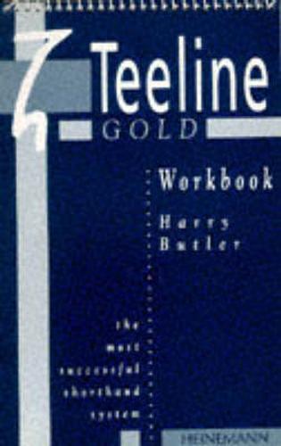 The Teeline Gold Workbook - Teeline (Spiral bound)