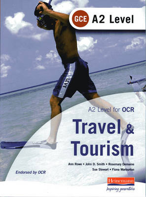 GCE A2 Travel and Tourism for OCR Double Award (Paperback)
