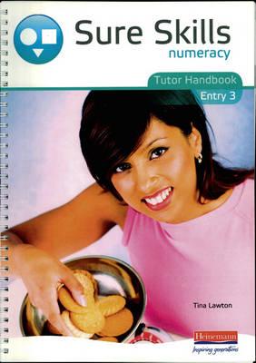 Sure Skills Numeracy Entry 3 Tutor Handbook (Spiral bound)
