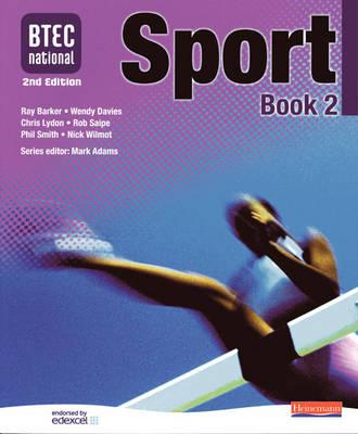 BTEC National Sport Book 2 (Paperback)