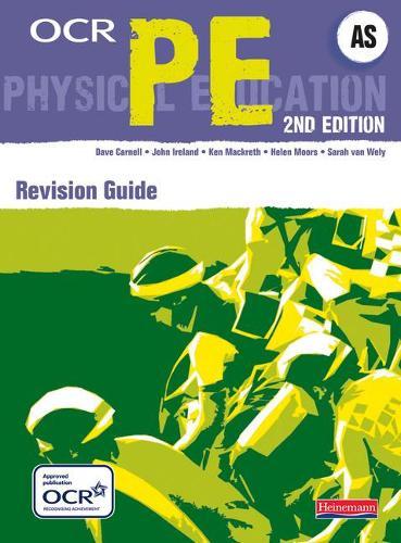 OCR AS PE Revision Guide - OCR GCE PE (Paperback)