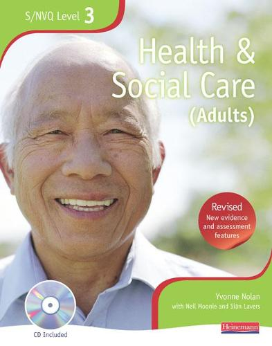 NVQ/SVQ Level 3 Health and Social Care Candidate Book, Revised Edition - NVQ/SVQ Health and Social Care