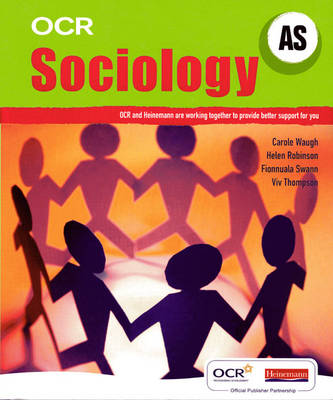 OCR A Level Sociology Student Book (AS) - OCR GCE Sociology (Paperback)