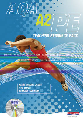 A2 PE for AQA Teaching Resource Pack with CD - AQA GCE PE