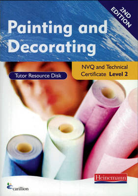 Painting and Decorating NVQ Level 2 Tutor Resource Disk - Construction Crafts NVQ and Technical Certificate (CD-ROM)