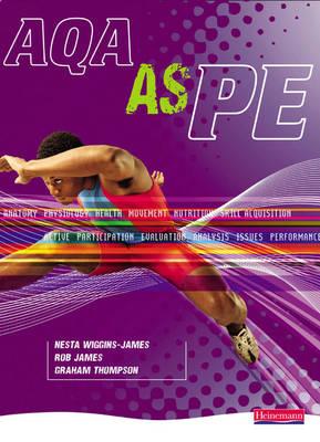 AQA AS PE Student Book - AQA GCE PE (Paperback)