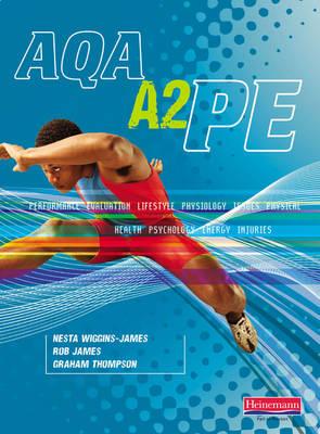 AQA A2 PE Student Book - AQA GCE PE (Paperback)