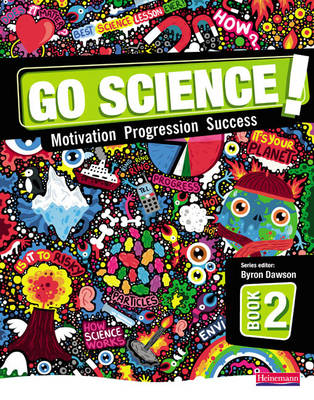 Go Science! Year 8 Evaluation Pack - Go Science!