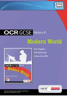 GCSE OCR B: MODERN WORLD HISTORY ACTIVETEACH CDROM - OCR GCSE Modern World History (CD-ROM)